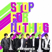 STOP FOR NOTHING [CD+DVD]