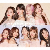 #TWICE2 [CD+DVD]<初回限定盤B>