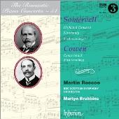 マーティン・ロスコー/The Romantic Piano Concerto Vol.54 - Somervell, Cowen [CDA67837]