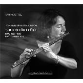 J.S.バッハ: 無伴奏フルート組曲 (無伴奏チェロ組曲のフルート独奏版)