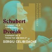 Schubert: Symphony No.8; Dvorak: Symphony No.9