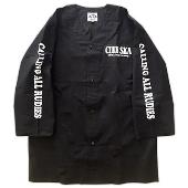 CLUB SKA × TOWER RECORDS じゃぱん ダボシャツ Black Mサイズ