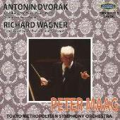 ペーター・マーク/ドヴォルザーク: 交響曲第9番「新世界より」; ワーグナー: 楽劇「トリスタンとイゾルデ」前奏曲と愛の死 [TBRCD-0017]