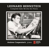 Bernstein: Complete Works for Piano Solo