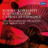 イーゴリ・マルケヴィチ/リムスキー=コルサコフ: 交響組曲「シェエラザード」, スペイン奇想曲 [PROC-1177]