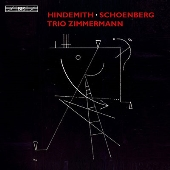 Hindemith, Schoenberfg: String Trios