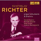 Sviatoslav Richter plays Schumann & Brahms