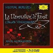 ベルリオーズ: 劇的物語『ファウストの劫罰』 [2CD+Blu-ray Audio]