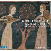 中世の騎士道, 女声, そして祈り ~ラ・レヴェルディ Arcana名盤5選~