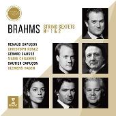 Brahms: String Sextets Nos. 1&2
