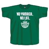 松本山雅FC/松本山雅FC×TOWER RECORDSコラボT-Shirt(グリーン)/LLサイズ [12-42870]