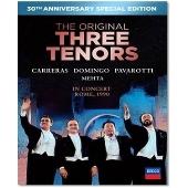 3大テノール/世紀の競演 [CD+DVD]<限定盤>