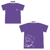 おそ松さん × TOWER RECORDS T-shirt 一松 パープル Mサイズ