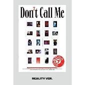 Don't Call Me: SHINee Vol. 7 (PhotoBook Ver.) (REALITY Ver.)