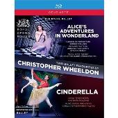 Joby Talbot: Alice's Adventures in Wonderland; Sergei Prokofiev: Cinderella