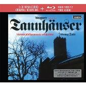 ワーグナー: 歌劇『タンホイザー』 [3CD+Blu-ray Audio]<限定盤>