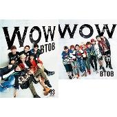 WOW (JPN ver.) 2形態同時購入セット <初回限定盤>+<通常盤>+サイン会参加券(メンバー1名ランダム) [2CD+DVD+フォトブックレット]