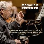 Mozart: Piano Concertos No.23, No.27