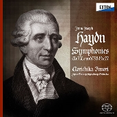 ハイドン:交響曲集 Vol.4