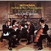 ベートーヴェン: 中期弦楽四重奏曲集(第7-9番「ラズモフスキー第1-3番」、第10番「ハープ」、第11番「セリオーソ」)<タワーレコード限定>