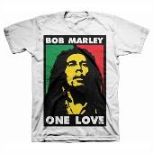 Bob Marley One Love Tシャツ Mサイズ/ホワイト