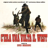 C'Era Una Volta Il West-50th Anniversary Deluxe Edition