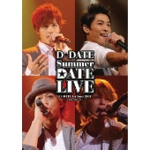 D☆DATE/D☆DATE 1st Tour 2011 Summer DATE LIVE ~手をつないで~ [DVD+フォトブック] [UMBC-9016]