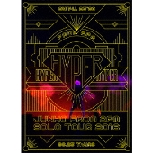 """JUNHO (From 2PM) Solo Tour 2016 """"HYPER"""" [Blu-ray Disc+DVD+ライブフォトブックレット]<完全生産限定盤>"""