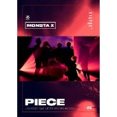 "MONSTA X, JAPAN 1st LIVE TOUR 2018 ""PIECE"""