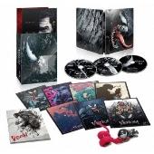 ヴェノム 日本限定プレミアム・スチールブック・エディション [4K Ultra HD Blu-ray Disc+3D Blu-ray Disc+Blu-ray Disc]<完全数量限定版>