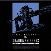 SHADOWBRINGERS:FINAL FANTASY XIV Original Soundtrack [Blu-ray BDM]