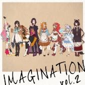 IMAGINATION vol.2 [CD+缶バッジセット]<数量限定盤>