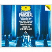 ワーグナー:舞台神聖祝典劇≪パルジファル≫ [4UHQCD]<限定盤>