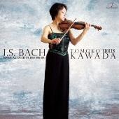 J.S.バッハ:無伴奏ヴァイオリン・ソナタとパルティータ BWV 1001-1003
