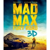 【初回限定生産】マッドマックス 怒りのデス・ロード 3D&2Dブルーレイセット[1000581747][Blu-ray/ブルーレイ]