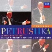 ストラヴィンスキー:春の祭典/ペトルーシュカ<限定盤>