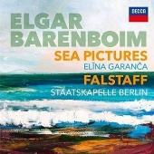 エルガー: 海の絵、ファルスタッフ