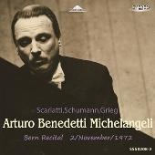 Arturo Benedetti Michelangeli - D.Scarlatti, Schumann, Grieg