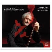 J.S.バッハ: 4弦チェロ・ピッコロによるヴァイオリン・ソナタ集