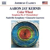 カーニス: カラー・ホイール/交響曲第4番「クロメロデオン」