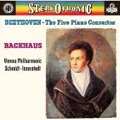 ベートーヴェン: ピアノ協奏曲全集、序曲集(献堂式、エグモント、レオノーレ第3番)<タワーレコード限定>