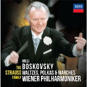 The Strauss Family - Waltzes, Polkas and Marches