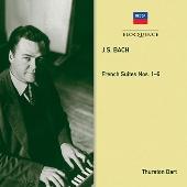J.S.バッハ: フランス組曲第1番-第6番