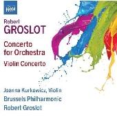 グロスロ: 管弦楽のための協奏曲