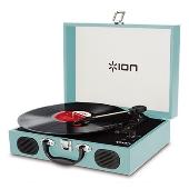 ION AUDIO Vinyl Transport Blue