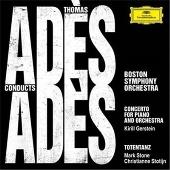 トーマス・アデス: ピアノと管弦楽のための協奏曲/死の舞踏