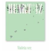 HEART*IZ: 2nd Mini Album (Violeta Ver.)