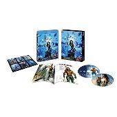 アクアマン [Blu-ray Disc+DVD]<初回仕様版/ブックレット&キャラクターステッカー付>