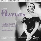 ヴェルディ:歌劇「椿姫」全曲(1958年リスボン、ライヴ)