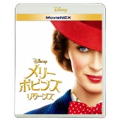 メリー・ポピンズ リターンズ MovieNEX [Blu-ray Disc+DVD]